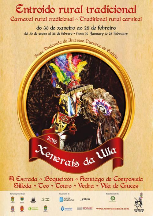 Xenerais da Ulla, Pontevedra
