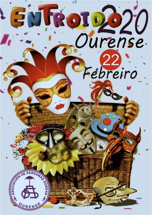 Entroido de la APSOU (Ourense)