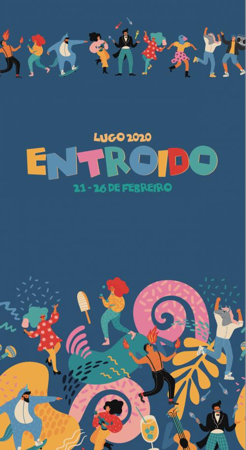 Entroido en Lugo