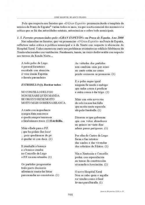 Enterro da Sardiña de Lugo