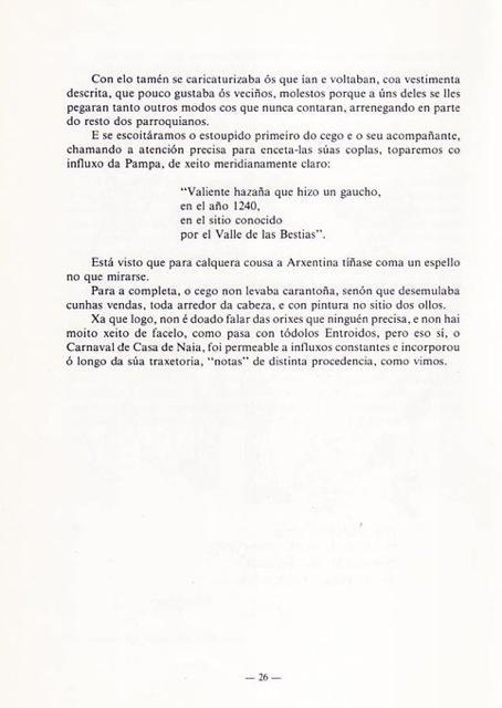 O Entroido de casa de Naia - Antonio Gato Soengas
